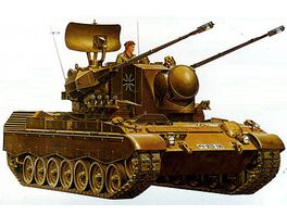 Tamiya 300035099 Militaer 1 35 Bundeswehr Gepard