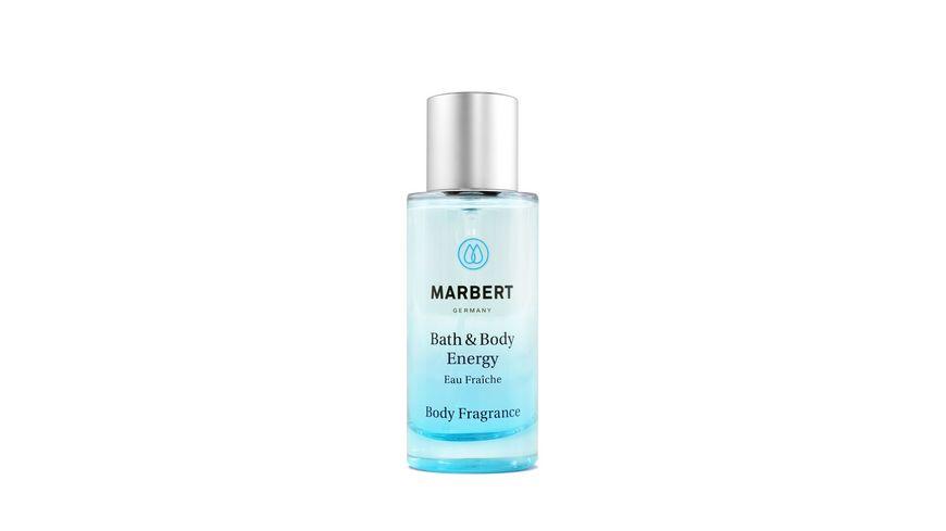 MARBERT Bath Body Energy Eau de Fraiche