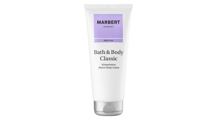 MARBERT Bath Body Classic Bodylotion
