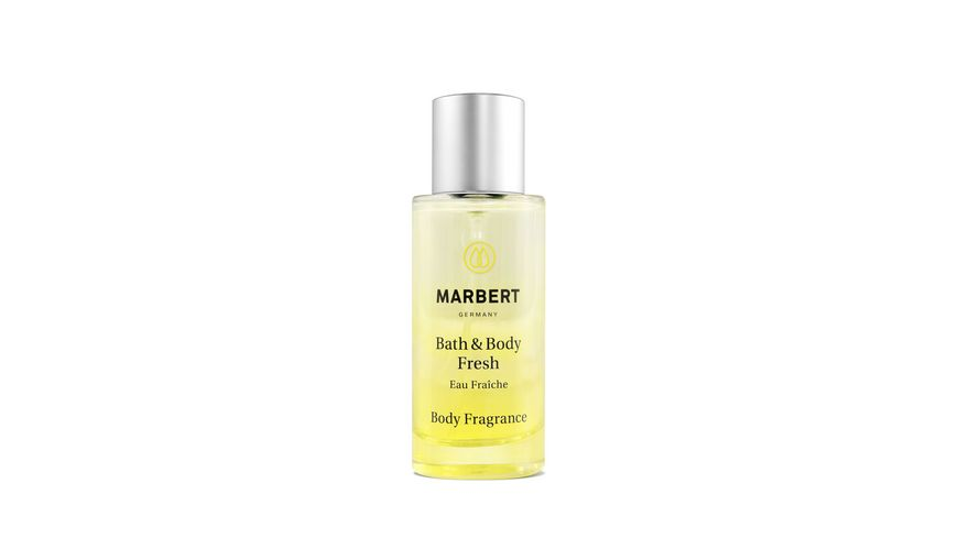 MARBERT Bath Body Fresh Eau de Fraiche