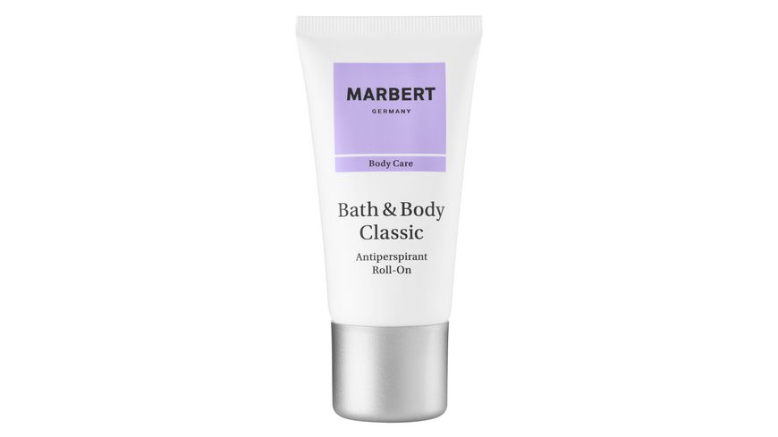 MARBERT Bath Body Anti Perspirant Roll On