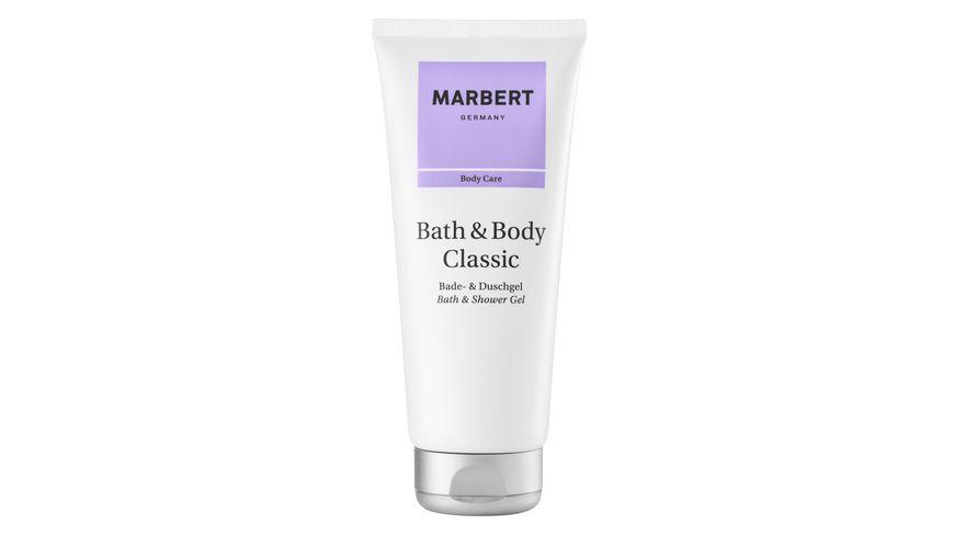 MARBERT Bath&Body - Classic, Bath&Showergel