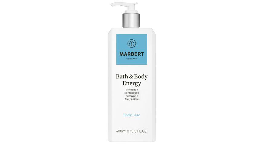 MARBERT Bath Body Energy Bodylotion