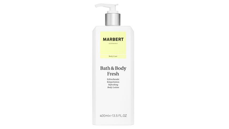 MARBERT Bath Body Fresh Bodylotion