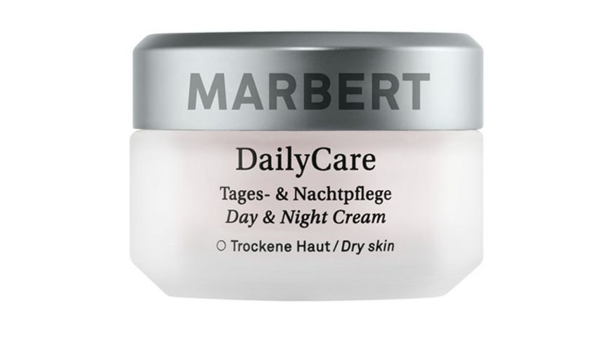 MARBERT DailyCare Day Night Cream DrySkin