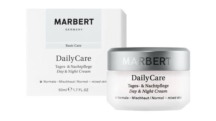MARBERT DailyCare Day Night Cream NormalSkin