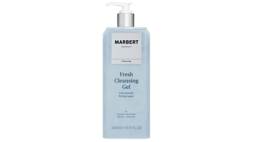 MARBERT Fresh Cleansing Gel