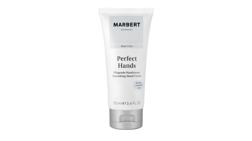 MARBERT Perfect Hands Handcreme
