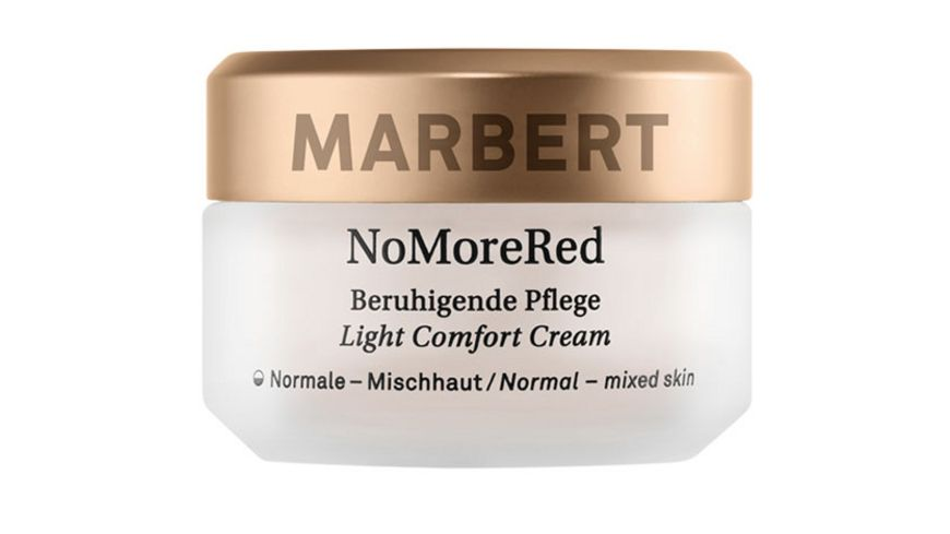 MARBERT No More Red Light Cover Cream