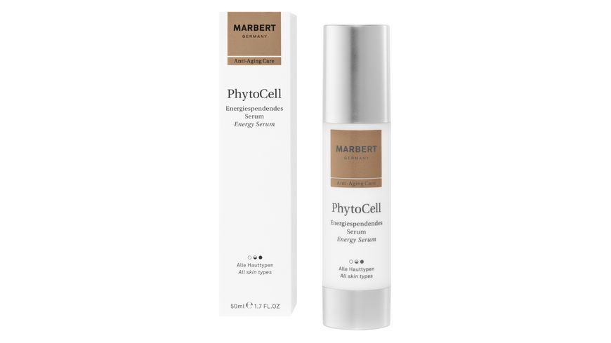 MARBERT PhytoCell Energy Serum