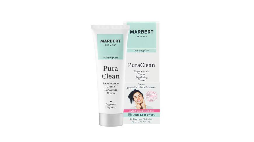 MARBERT PuraClean Regulating Cream