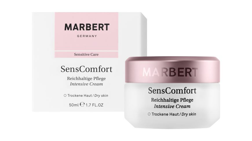 MARBERT SensComfort Intensive Cream