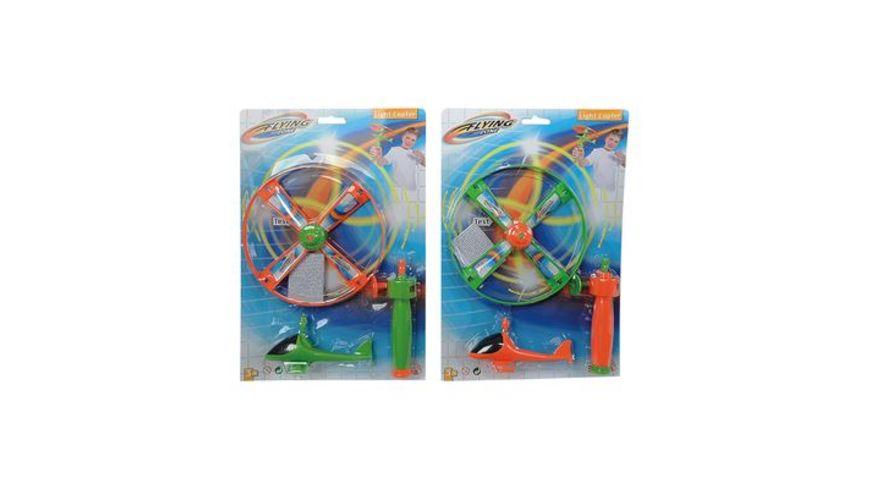 Simba Flying Zone Licht Propeller Flugspiel 2 sort