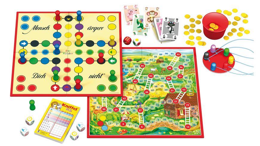 Schmidt Spiele Spielesammlungen Kinderspiele Klassiker