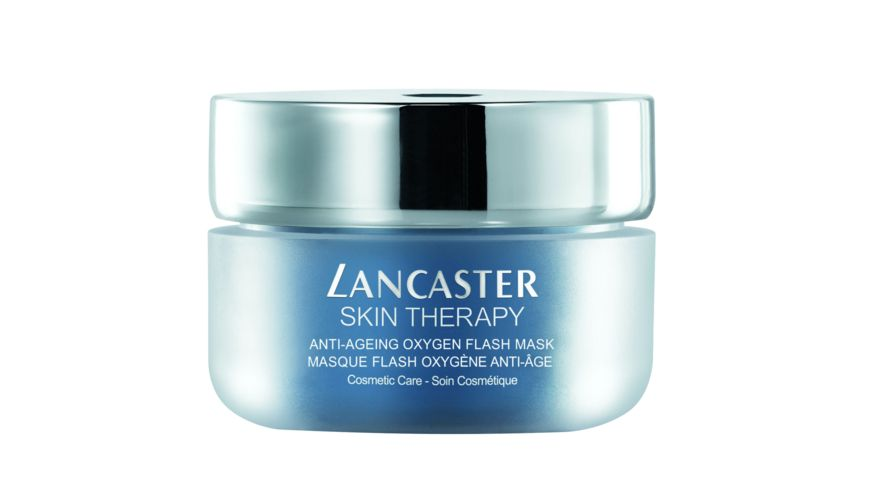 LANCASTER Skin Therapy Anti Ageing Oxygen Flash Mask