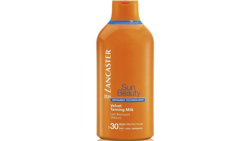LANCASTER Sun Beauty Velvet Tanning Milk LSF 30