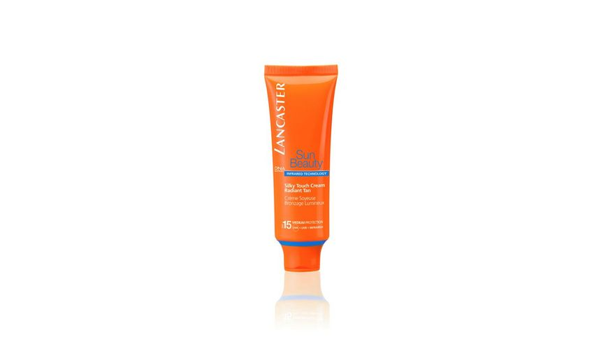 LANCASTER Sun Beauty Silky Touch Cream Radiant Tan LSF 15