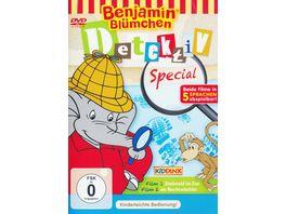 Benjamin Bluemchen Detektiv Special