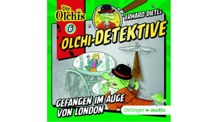 Spielware NEU Die Olchis Detektiv-Brille