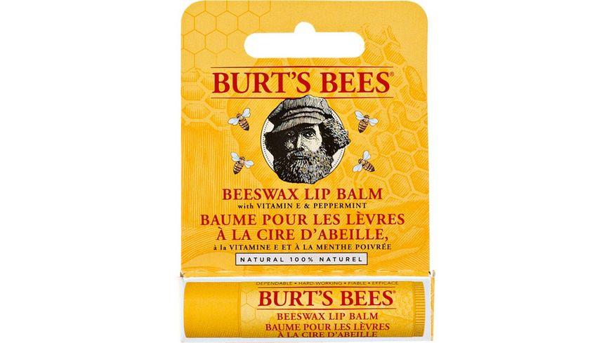BURT S BEES Beeswax Lip Balm