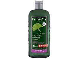 LOGONA Intensiv Repair Shampoo Ginkgo