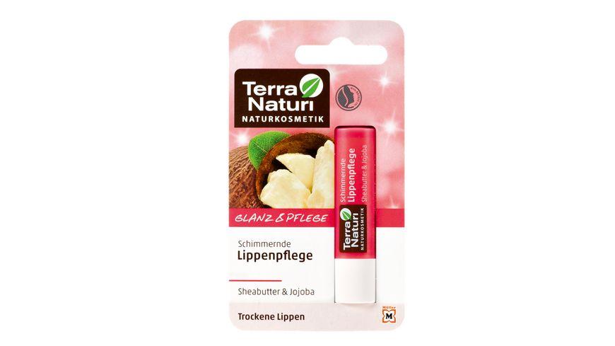 Terra Naturi Lippenpflegestift Sheabutter Jojoba