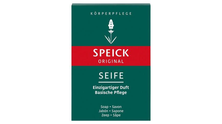 SPEICK Natural Seife