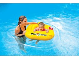 Intex Babysicherheitsring Pool School 79x79cm