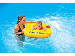 Intex Babysicherheitsring Pool School 79x79cm