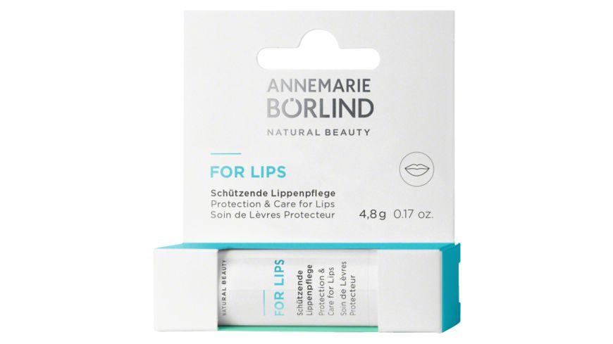 ANNEMARIE BOeRLIND Beauty Secrets For Lips