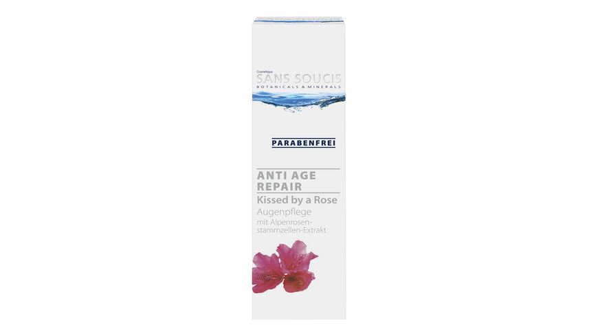 SANS SOUCIS Anti Age Repair Kissed by a Rose Augenpflege