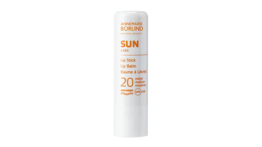 ANNEMARIE BOeRLIND SUN CARE Lip Stick LSF 20