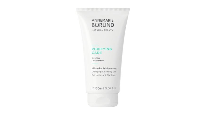 ANNEMARIE BOeRLIND Purifying Care Reinigungsgel