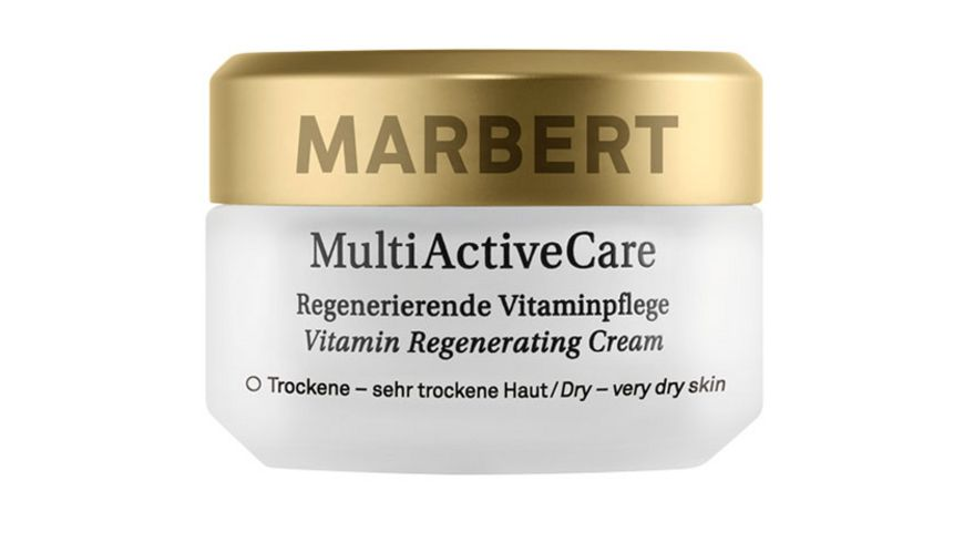 MARBERT MultiActiveCare Vitamin Regeneration Cream 50ml