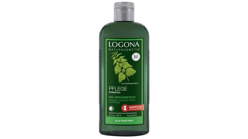 LOGONA Pflege Shampoo Bio Brennnessel