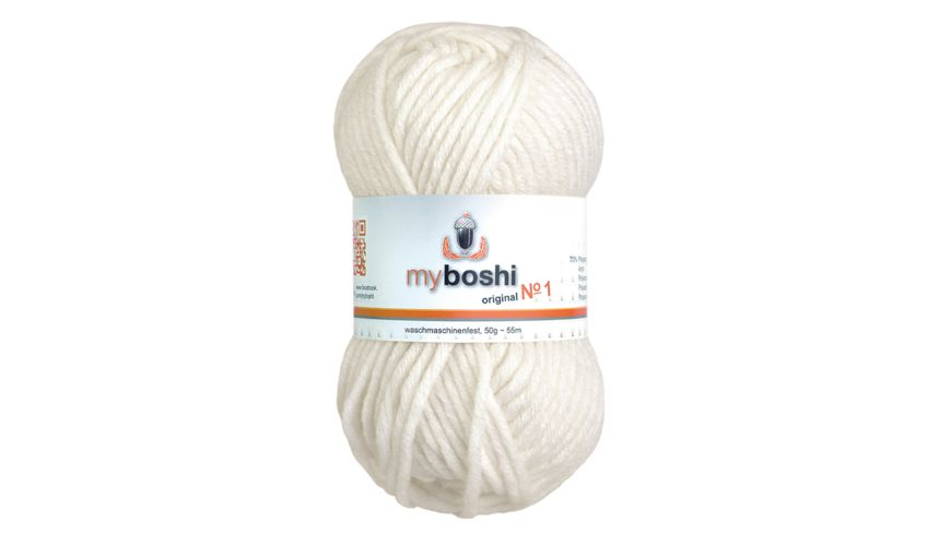 myboshi Wolle No 1 50 g