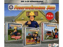 Feuerwehrmann Sam Hoerspiel Box 1
