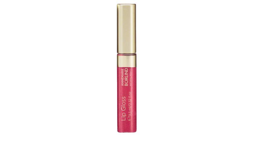 ANNEMARIE BOeRLIND Dekorative Kosmetik Lip Gloss