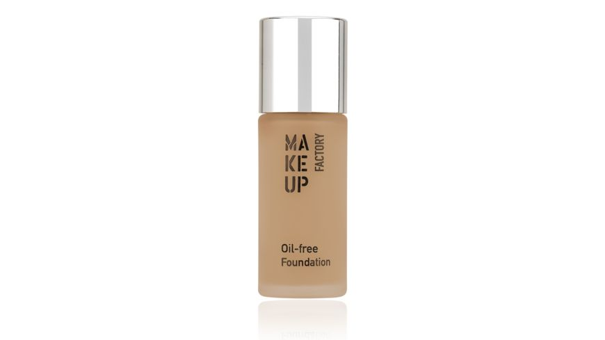 MAKE UP FACTORY Oil free Foundation