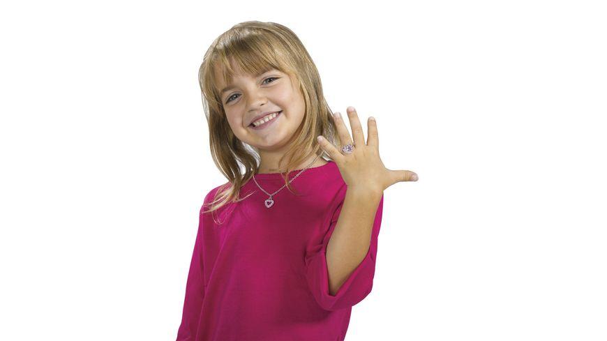 Simba Steffi Love Girl Ring Halskette sortiert