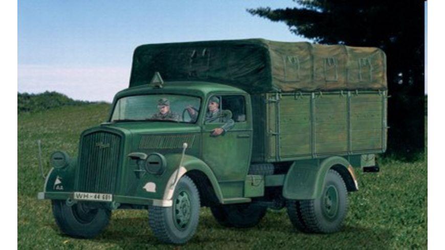 Italeri 0216 Militaerfahrzeuge 1 35 Opel Blitz Deut Truck 3t Type