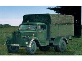 Italeri 1 35 Opel Blitz Deut Truck 3t Type