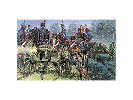 Italeri 6018 Figuren 1 72 Franzoesische Garde artillerie