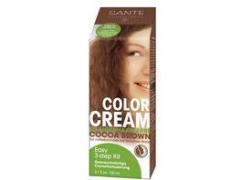 SANTE Pflanzen Haarfarben Color Creme Cocoa Brown