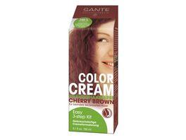 SANTE Pflanzen Haarfarben Color Creme Cherry Brown