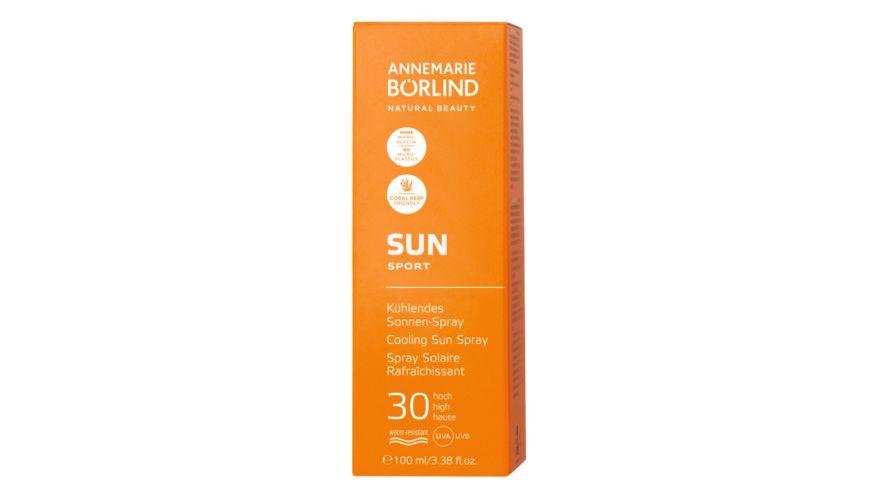 ANNEMARIE BOeRLIND Sun Kuehlendes Sonnenspray LSF 30