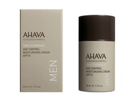 AHAVA MEN Age Control Moisturizing Cream SPF 15