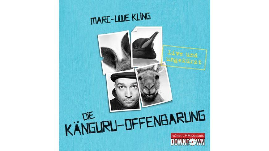 Die Kaenguru Offenbarung Live Und Ungekuerzt