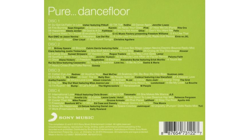 Pure Dancefloor
