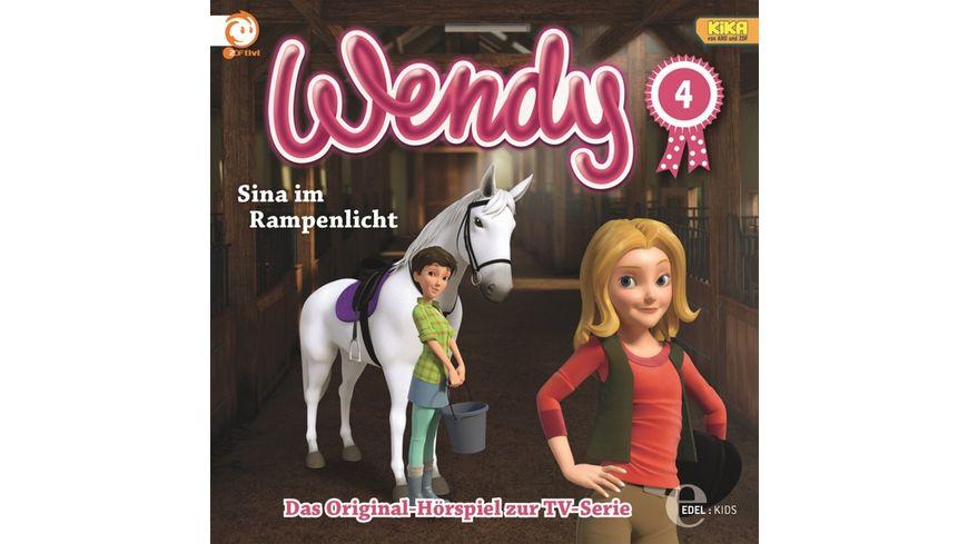 4 Original HSP z TV Serie Sina Im Rampenlicht